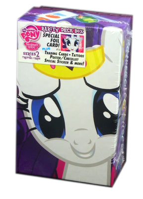 MLP Rarity Deck Box with Cards & Special Foil Card
