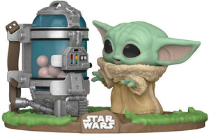 POP! Star Wars, The Child With The Egg Canister #407