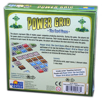Power Grid The Card Game