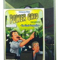Power Grid, The Stock Companies Expansion