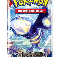 Pokemon XY5, Primal Clash, single  Booster pack