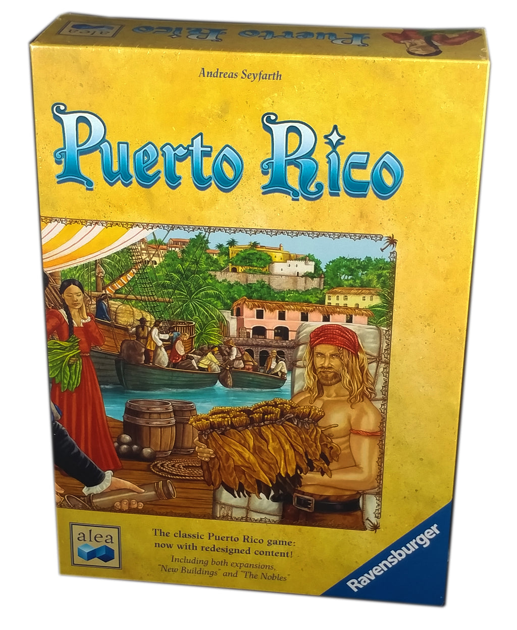 Puerto Rico Deluxe Board Game