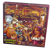 Red Dragon Inn 7 The Tavern Crew Standalone Card Game