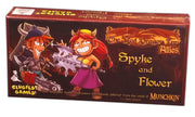 Red Dragon Inn Allies,  Spyke and Flower Expansion