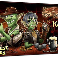 Red Dragon Allies, Keet and Nitrel Expansion