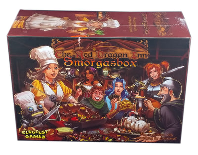 Red Dragon Inn Smorgasbox Expansion