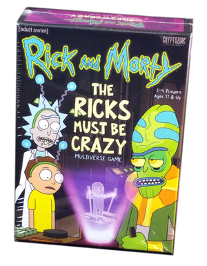 Rick & Morty, The Ricks Must Be Crazy