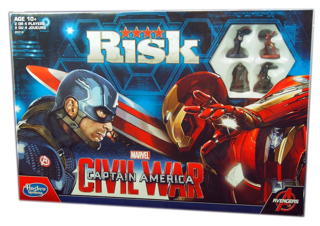 Risk Captain America Civil War