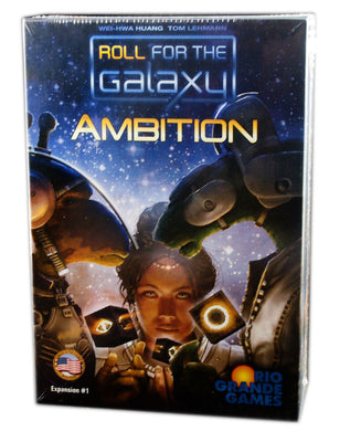 Roll For the Galaxy, Ambition Expansion