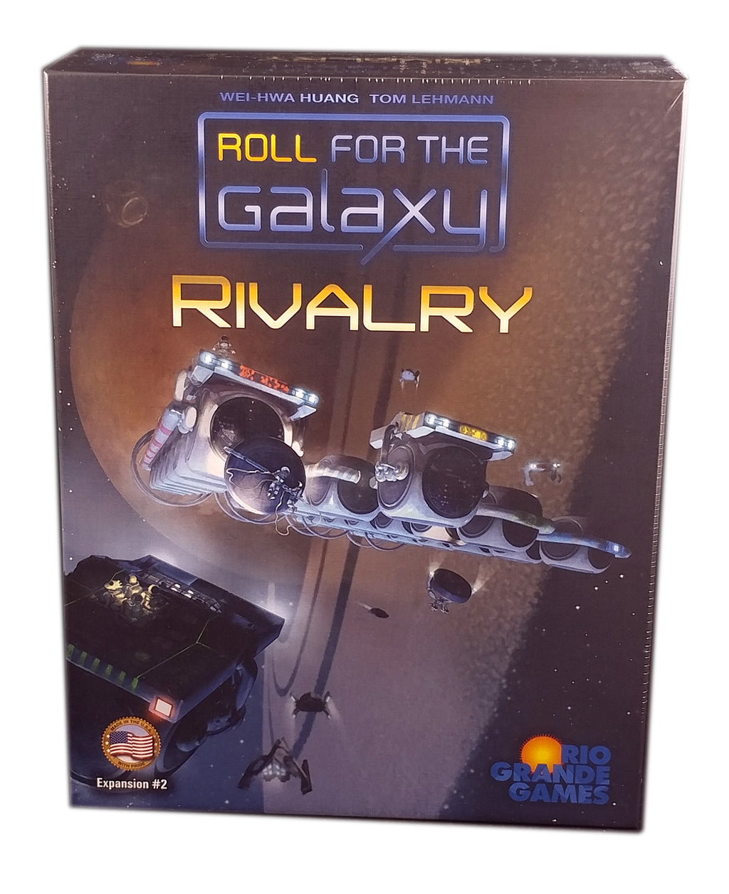Roll For the Galaxy, Rivalry Expansion