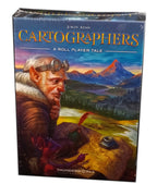 Cartographers, a Roll Player Tale