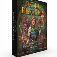 Roll Player Fiends & Familiar Expansion