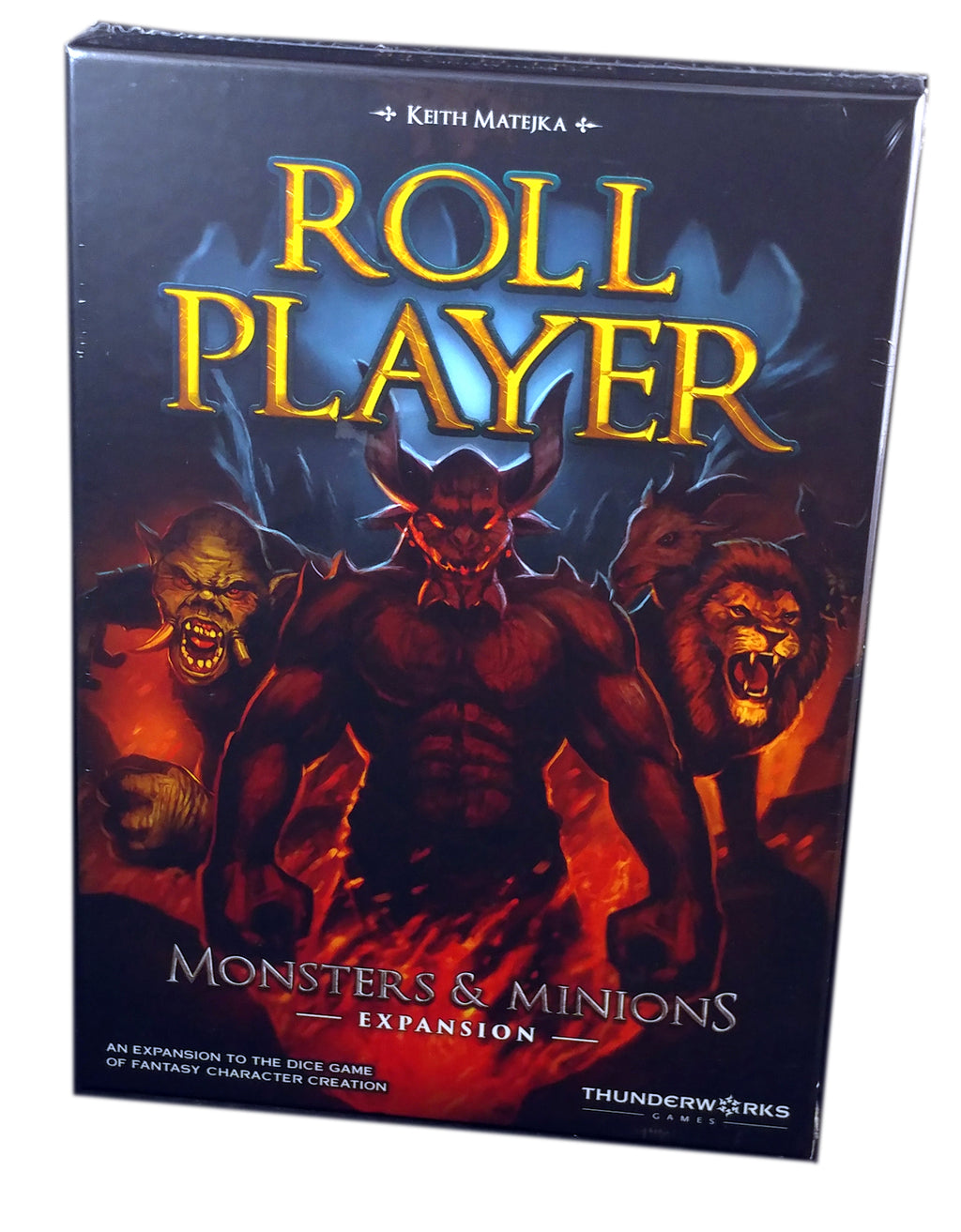 Roll Player, Monsters and Minions Expansion