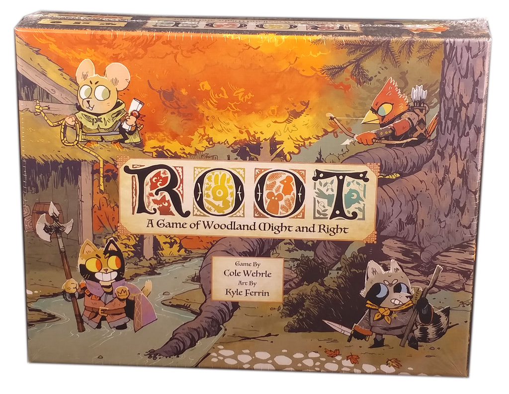 Root A Game of Woodland Might and Right Base Game