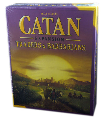 Catan: Traders and Barbarians, 5e Edition