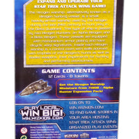 STAW, Hirogen Warship Card Pack