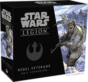 Star Wars Legion Rebel Veterans Unit Expansion