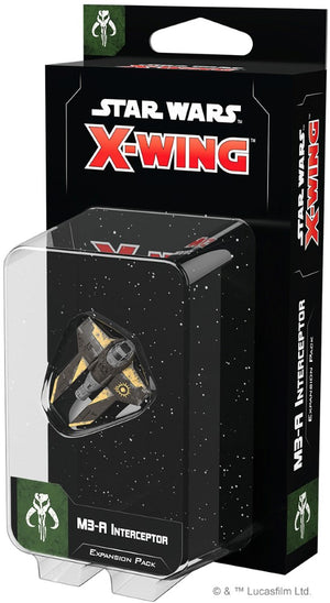 Star Wars X-Wing 2.0 M3-A Interceptor Expansion Pack
