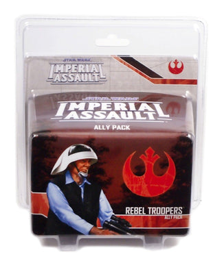 Imperial Assault, Rebel Troopers Ally Pack