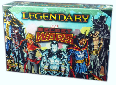 Marvel Legendary, Secret Wars expansion