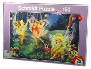 Fairy Dance, 150 pieces puzzles
