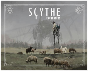 Scythe Encounters Promo Deck Expansion