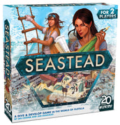 Seastead Board Game for 2 players