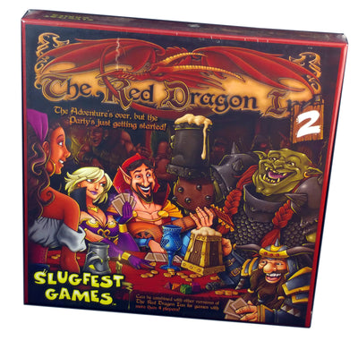 Red Dragon Inn 2 Expansion