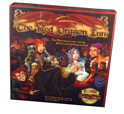 Red Dragon Inn Base Game