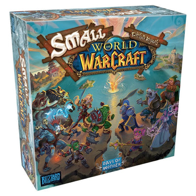Small World of Warcraft (French Edition)