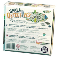 Small detectives Board Game (Multilingual)