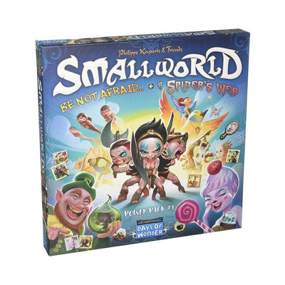 Small World Power Pack #1 Expansion Bundle