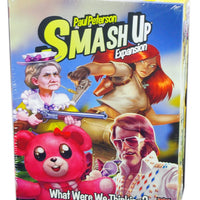 Smash-up : What were We Thinking ?