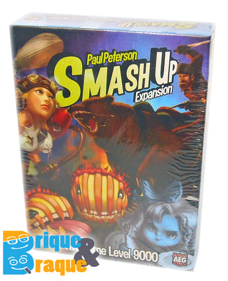 Smash-up Awesome Level 9000 expansion