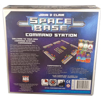 Space Base, Command Station Expansion