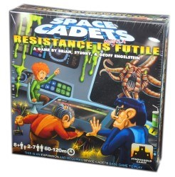 Space Cadets Dice Duel, Resistance is Mostly Futile Expansion