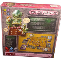Space Freaks Base Game