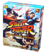 UFS Street Fighter CCG, Ryu Vs Chun-Li 2-players Turbo Box