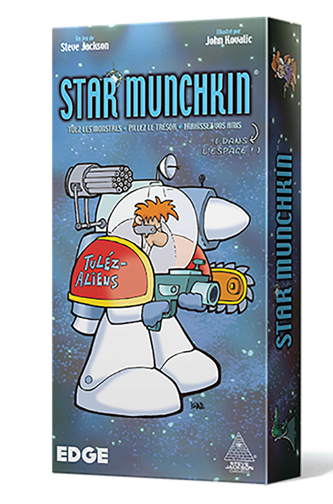 Star Munchkin Dans l'Espace (French Version)