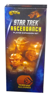 Star Trek Ascendancy, Ferengi Alliance Expansion