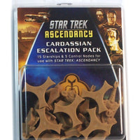 Star Trek Ascendancy, Cardassian Escalation Pack