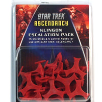 Star Trek Ascendancy, Klingon Escalation Pack