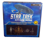 Star Trek Attack Wing Independents Faction Pack Motley Fleet
