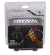 Imperial Assault, Jabba The Hutt Villain Pack