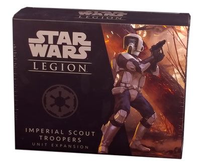 Star Wars Legion Imperial Scout Trooper Unit Expansion