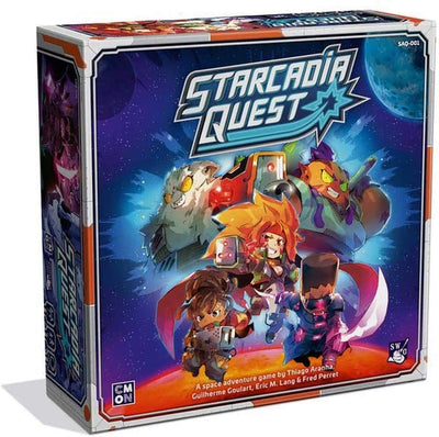 Starcadia Quest Core Game