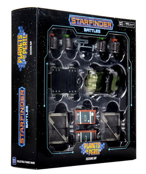 Starfinder Battles, Planets of Peril Docking Bay Premium Set