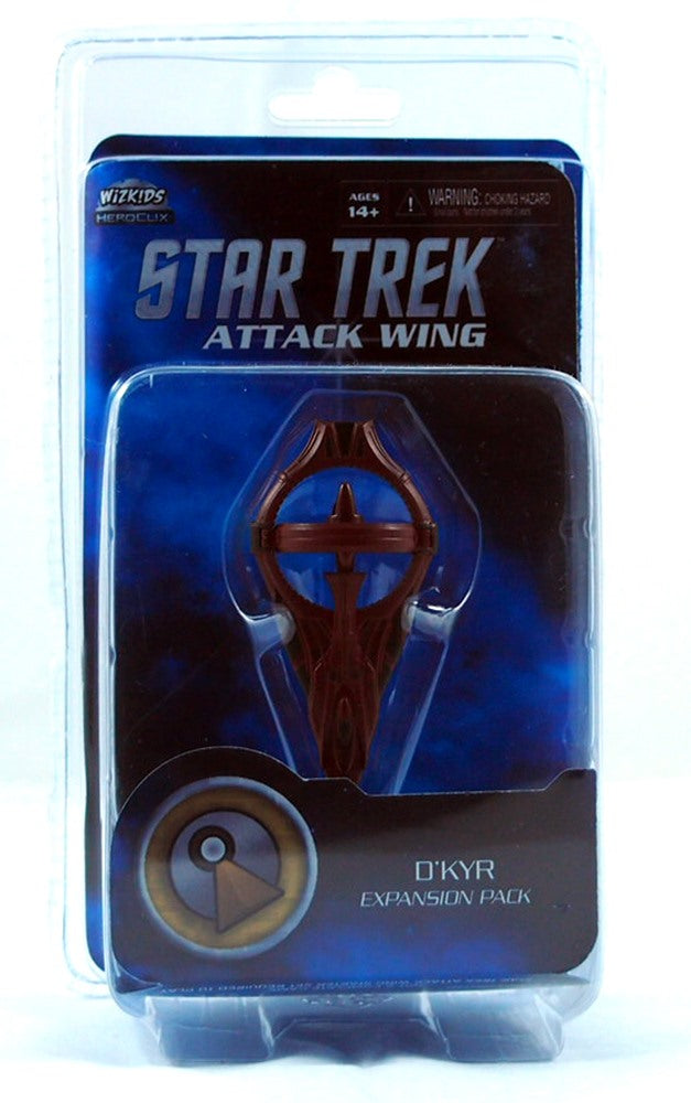 STAW, Federation Vulcan, D'Kyr Expansion Pack