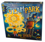 Steam Park, Play Dirty Expansion (Multilingual)