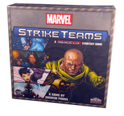 Marvel Strike Teams, A Heroclix Strategy Game